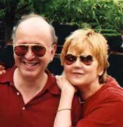 Arlene Graston with C