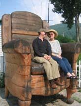 Arlene Graston - Big Chair