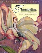 Arlene Graston - Thumbelina Cover